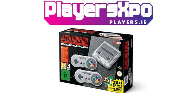 Win a Brand New Super Nintendo Mini
