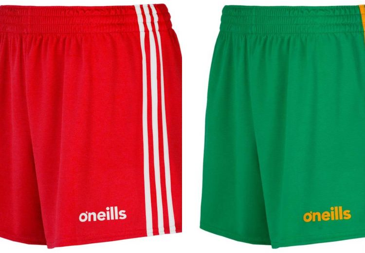 Win a pair of O'Neill's Mourne Shorts