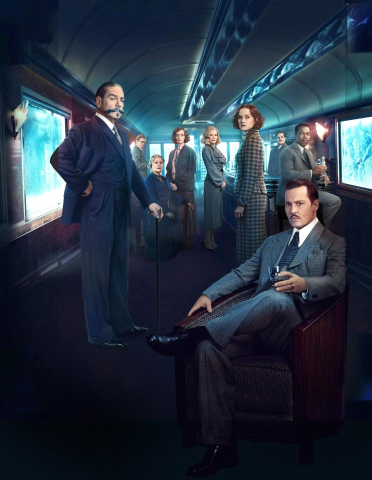 Win Tickets to a Special Preview Screening of Murder On The Orient Express