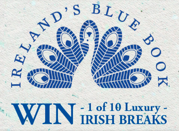 Win 1 of 10 Luxury Irish Breaks