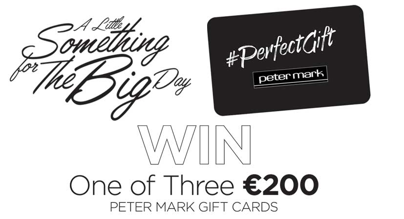 Win a €200 Gift Card from Peter Mark
