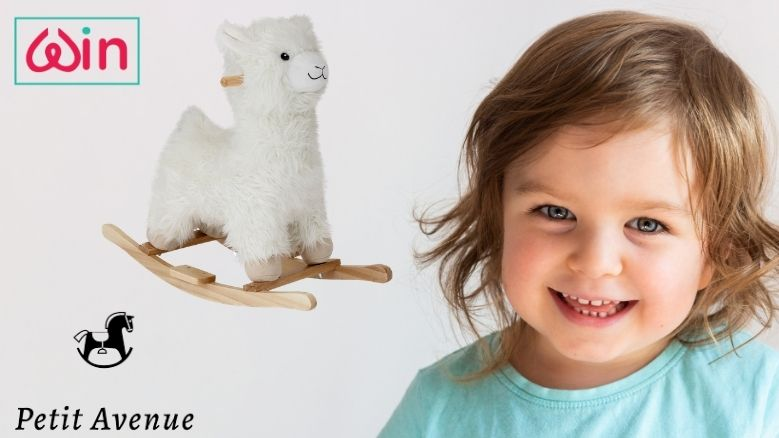 Win a Rocking Toy from Petit Avenue