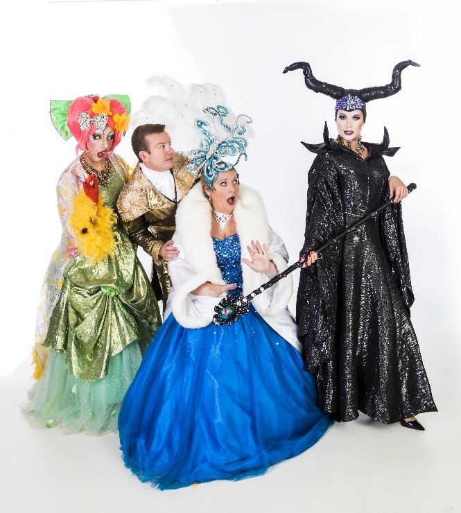 Win Tickets to The Cheerios Panto: Sleeping Beauty