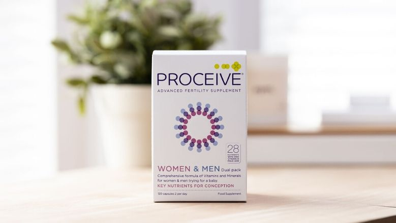 Win a 3 Month Supply of Proceive Men and Women worth €150