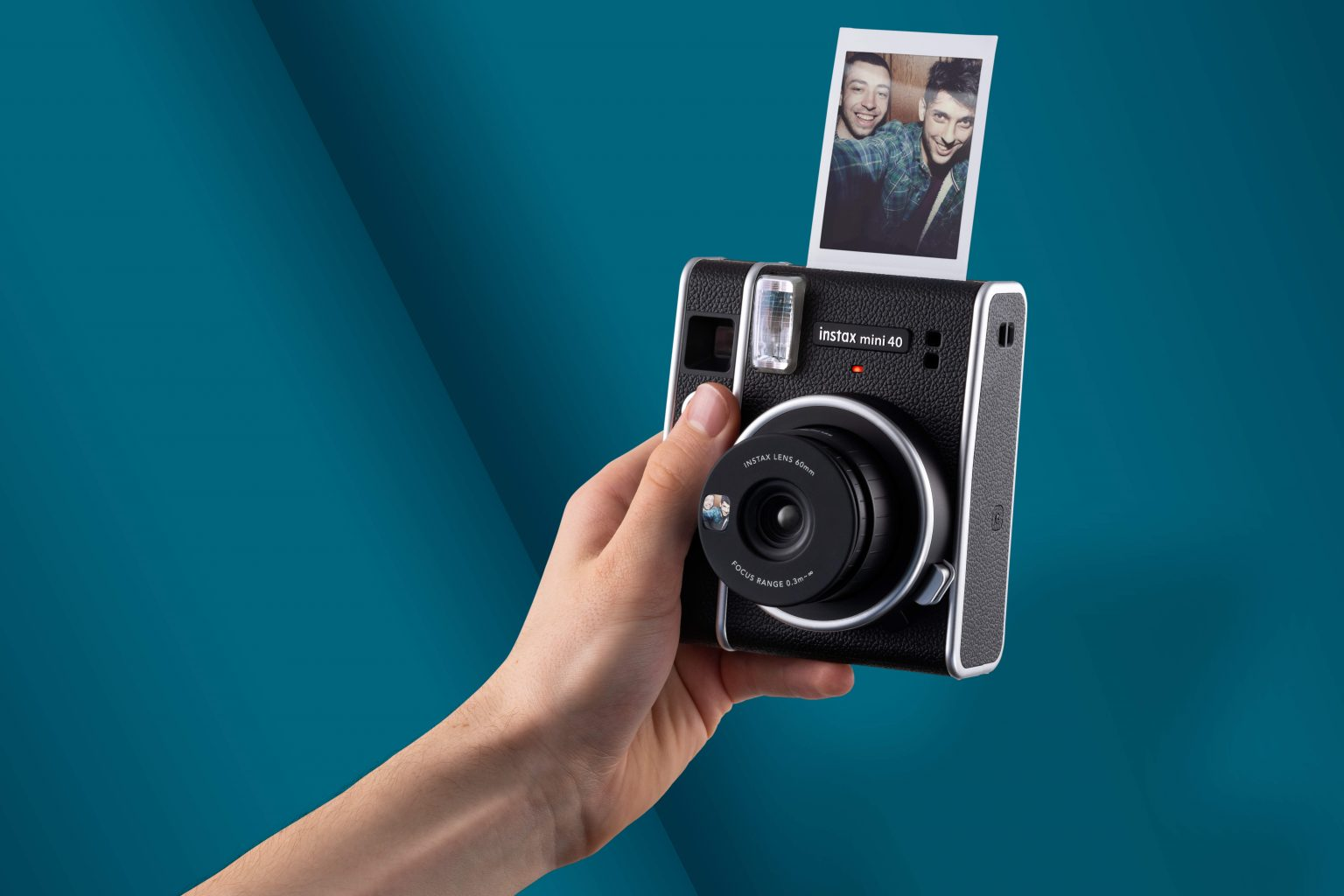 Win the brand new Instax Mini 40