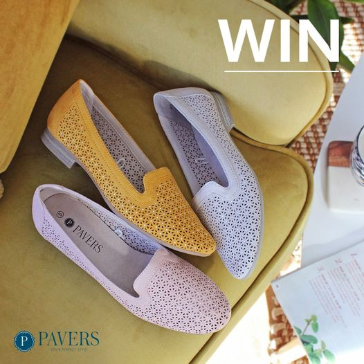 Win Pretty and Pastel Embellished Loafers