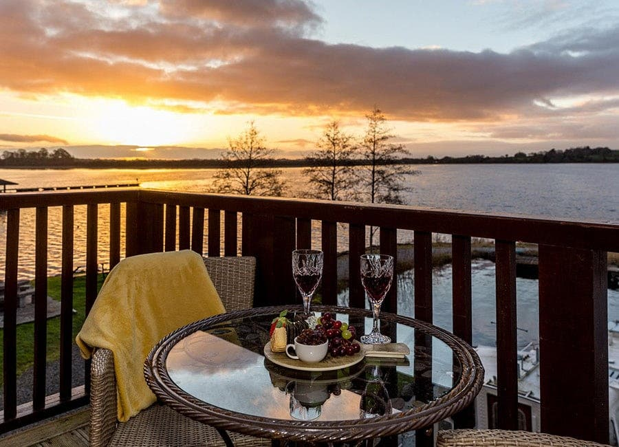 Win a stay at Wineport Lodge