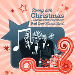 Win Tickets to The Swing Into Christmas Party at The Red Cow Moran Hotel