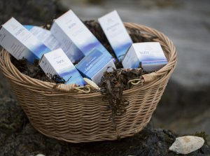 Win a Luxurious range of Rí na Mara Products