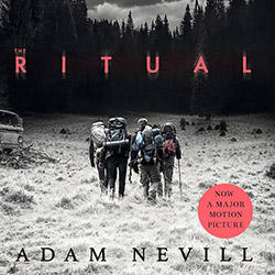 Win Really Cool The Ritual Movie Merchandise