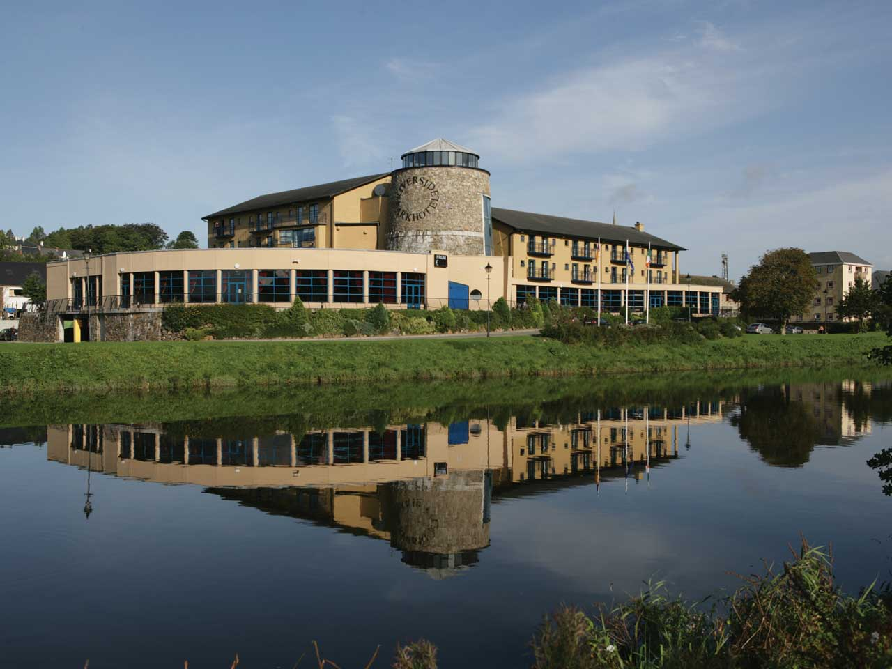 Win an overnight stay and dinner for two at the Riverside Park Hotel, Enniscorthy