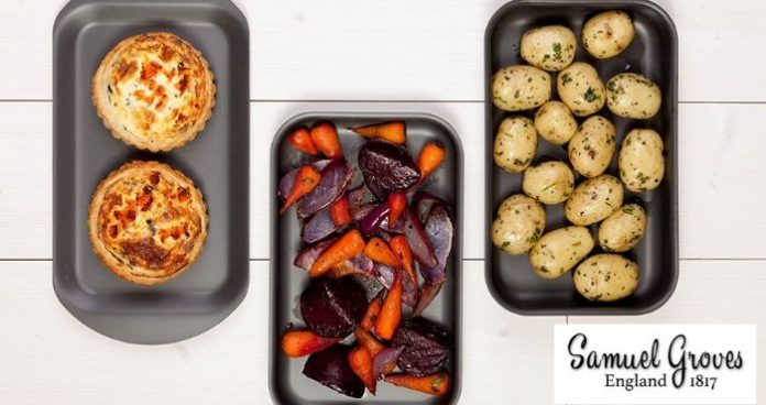Win a set of Baking and Roasting Pans