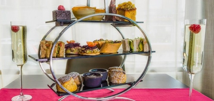 Win a Fancy Pants Afternoon Tea for 2 People with a Glass of Prosecco Each at The Morrison Hotel