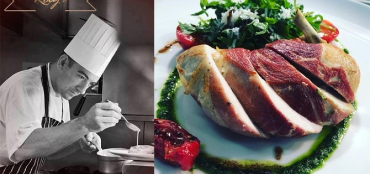 Win a Delicious 3 Course Dinner for Two with Wine at Roly's Bistro