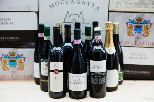 Win a case of Italian wines worth over €500 from Ronan Foster Wines
