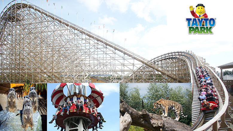 Win a Seasonal Pass to Tayto Park for your Family