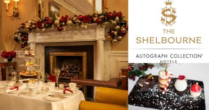 Win a family afternoon tea at The Shelbourne