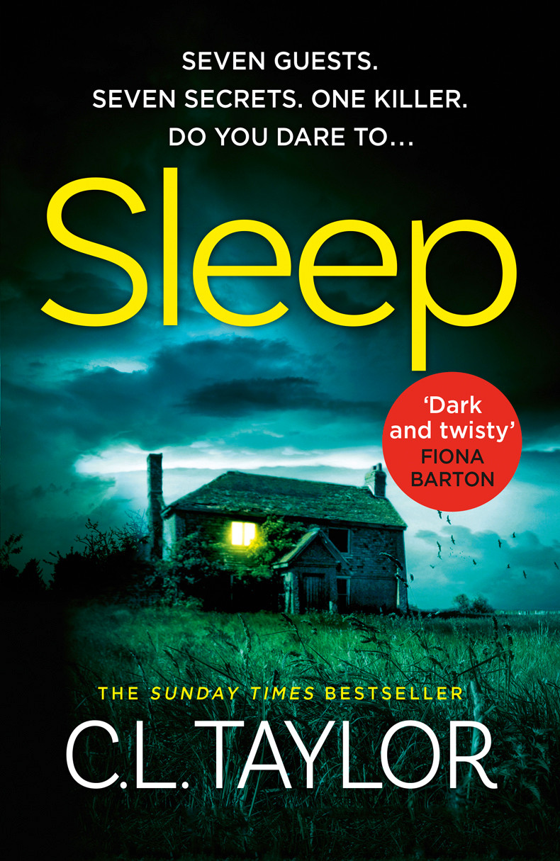 Win a copy of Sleep by C.L. Taylor