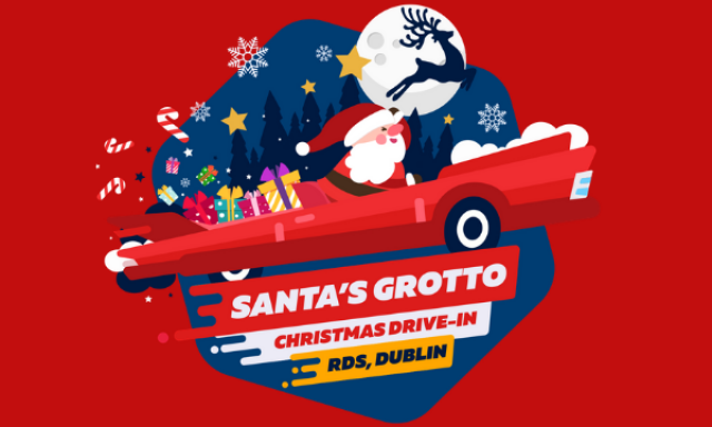 Win a Family Pass to Santa's Grotto in the RDS, Dublin