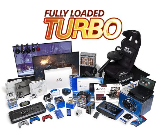 Win a Mountain of Sony prizes