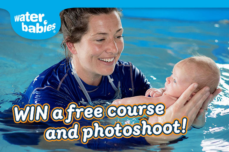 Win a Baby Swimming Course and Photoshoot