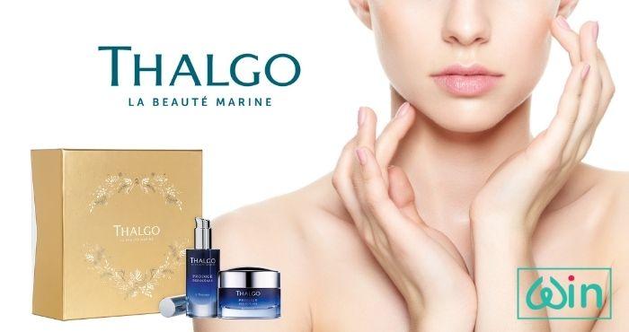Win a Luxurious Thalgo Skincare Christmas Set worth €199