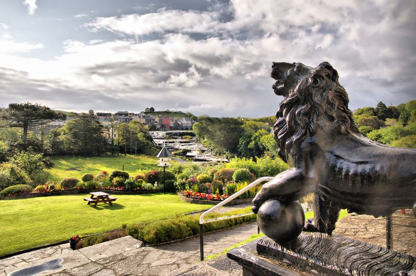 Win 2 nights' bed and breakfast, afternoon tea and a spa treatment at the Falls Hotel and Spa