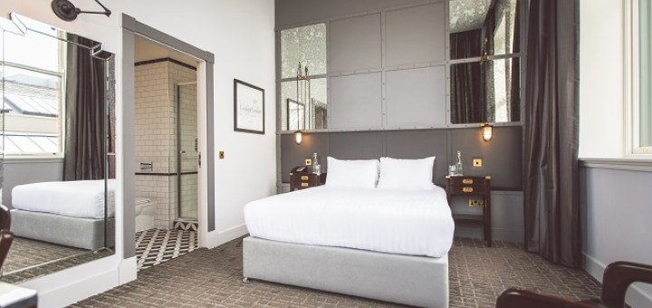Win a Luxurious Overnight Stay for Two with Dinner in the Titanic Hotel Belfast