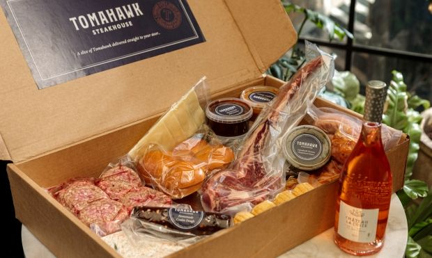 Win a Tomahawk Steakhouse home BBQ Kit