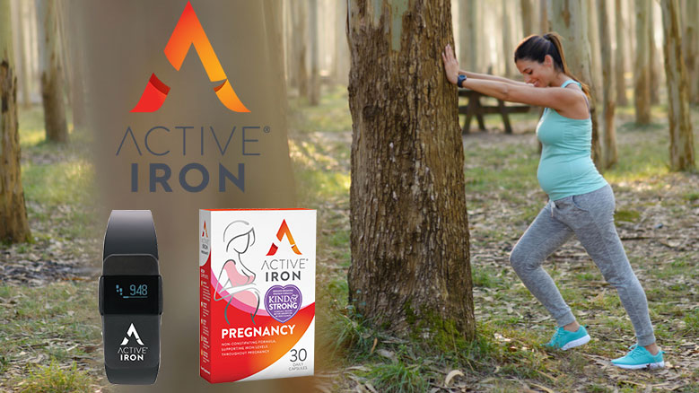 Win an Activity Tracker With ActiveIron