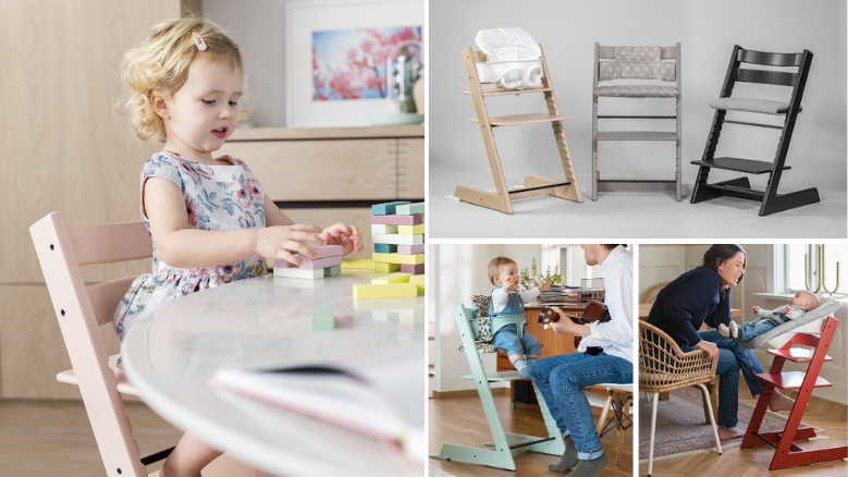 Win one of 10 Tripp Trapp Chairs worth €199