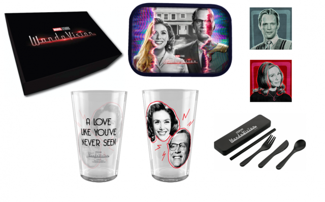 Win a WandaVision Goodie Bag from Disney+