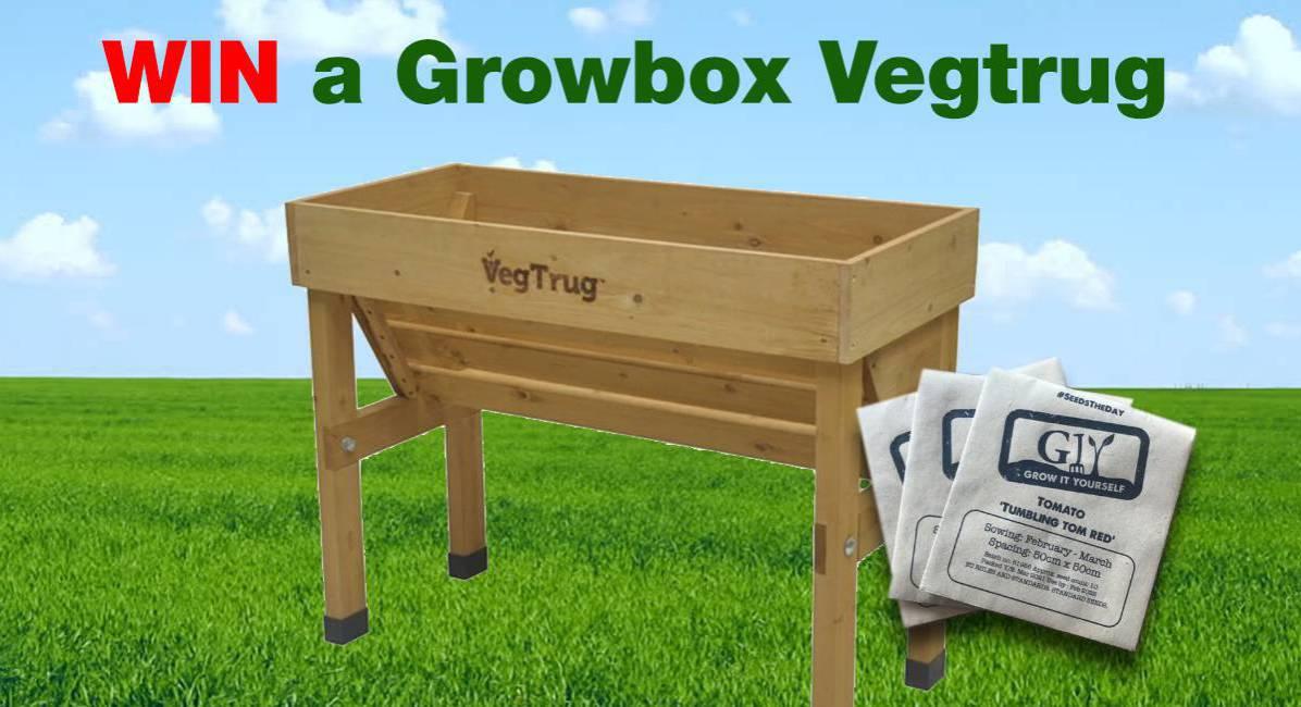 Win a Growbox VegTrug