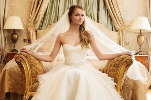 Win a Veil Of Your Choice From Fitzpatrick's Veils Of Ireland