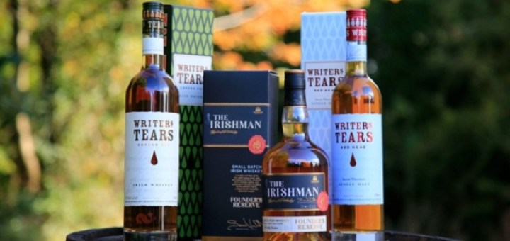 Win a Personalised Whiskey Hamper from Walsh Whiskey and a Distillery Tour Experience