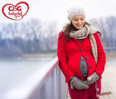 Win a New Maternity Wardrobe with C&G Babyclub