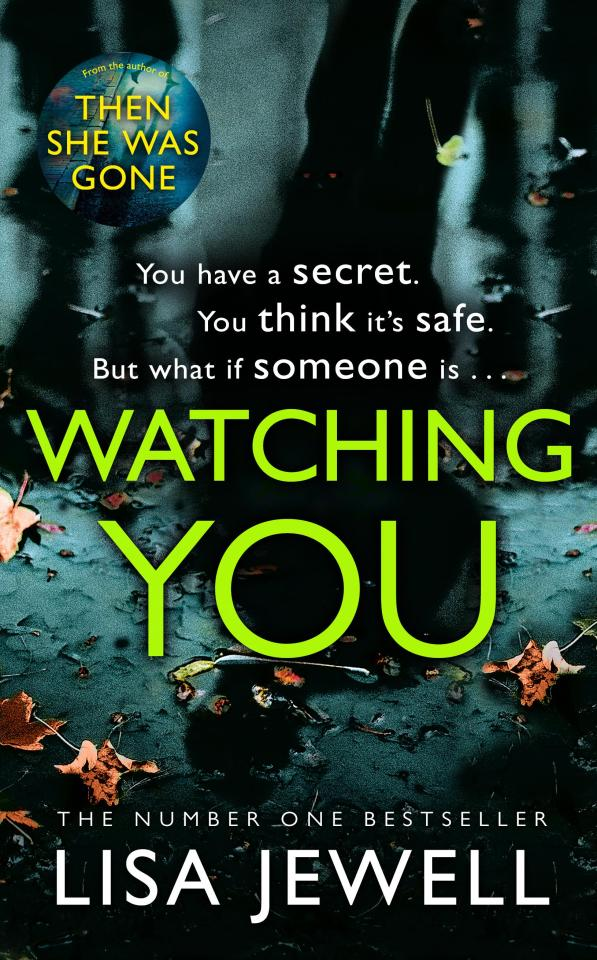Win a copy of Watching You by Lisa Jewell