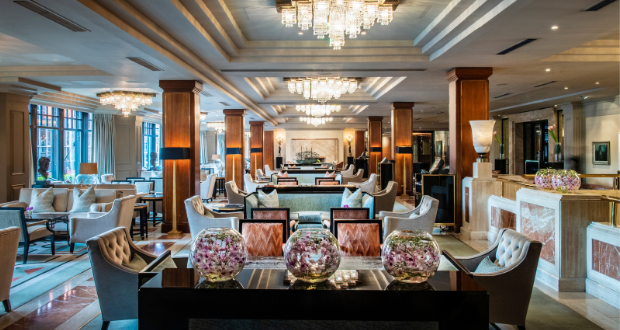Win a luxurious two night stay at The Westbury
