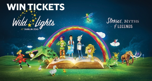 Win tickets to Wild Lights at Dublin Zoo with the Irish Independent