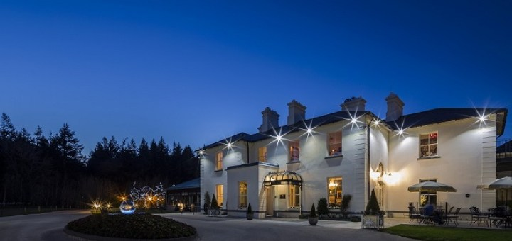 Win a Luxury Overnight Stay in a Suite at The Lodge at Ashford Castle for 2 People with Dinner in Wilde's Restaurant