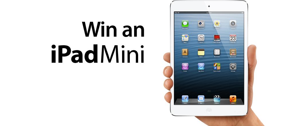 Win an IPad Mini or a Tooth Whitening kit ( worth €270)