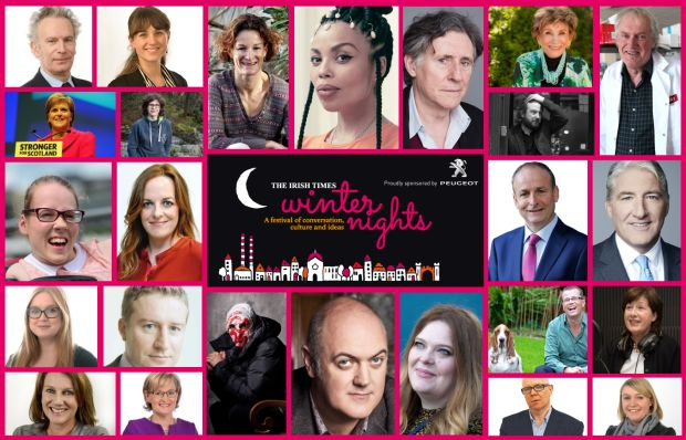 Win one of ten tickets to The Irish Times Winter Nights Festival 2021