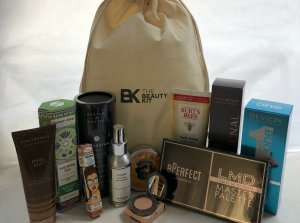 Win Selection of products from The Beauty Kit