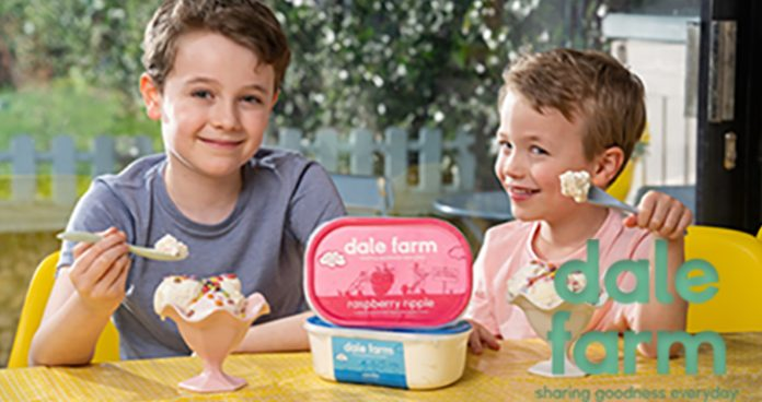 Win a hamper of Irish ice cream from Dale Farm!